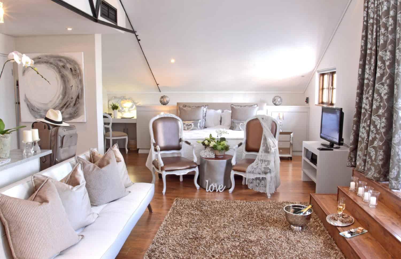 Honeymoon Suite – The Turbine Hotel & Spa #8E5A3D