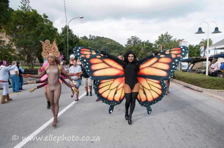 Image Credit: Pink Loerie Mardi Gras and Arts Festival Southern Africa Foundation