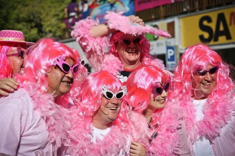 pink loerie festival