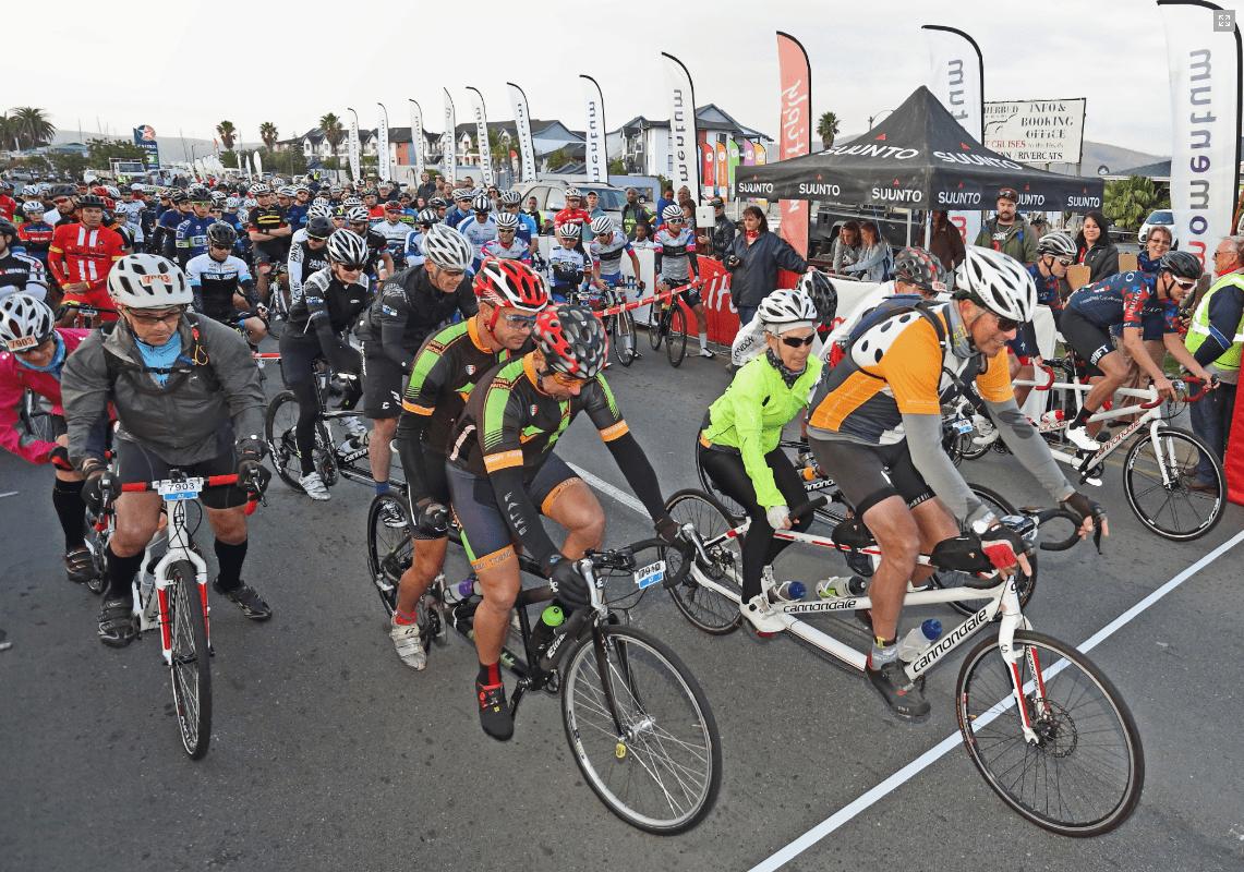 2018 Knysna cycle tour