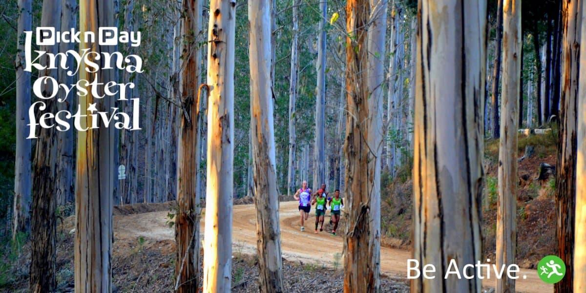 Knysna Oyster Festival Forest Marathon