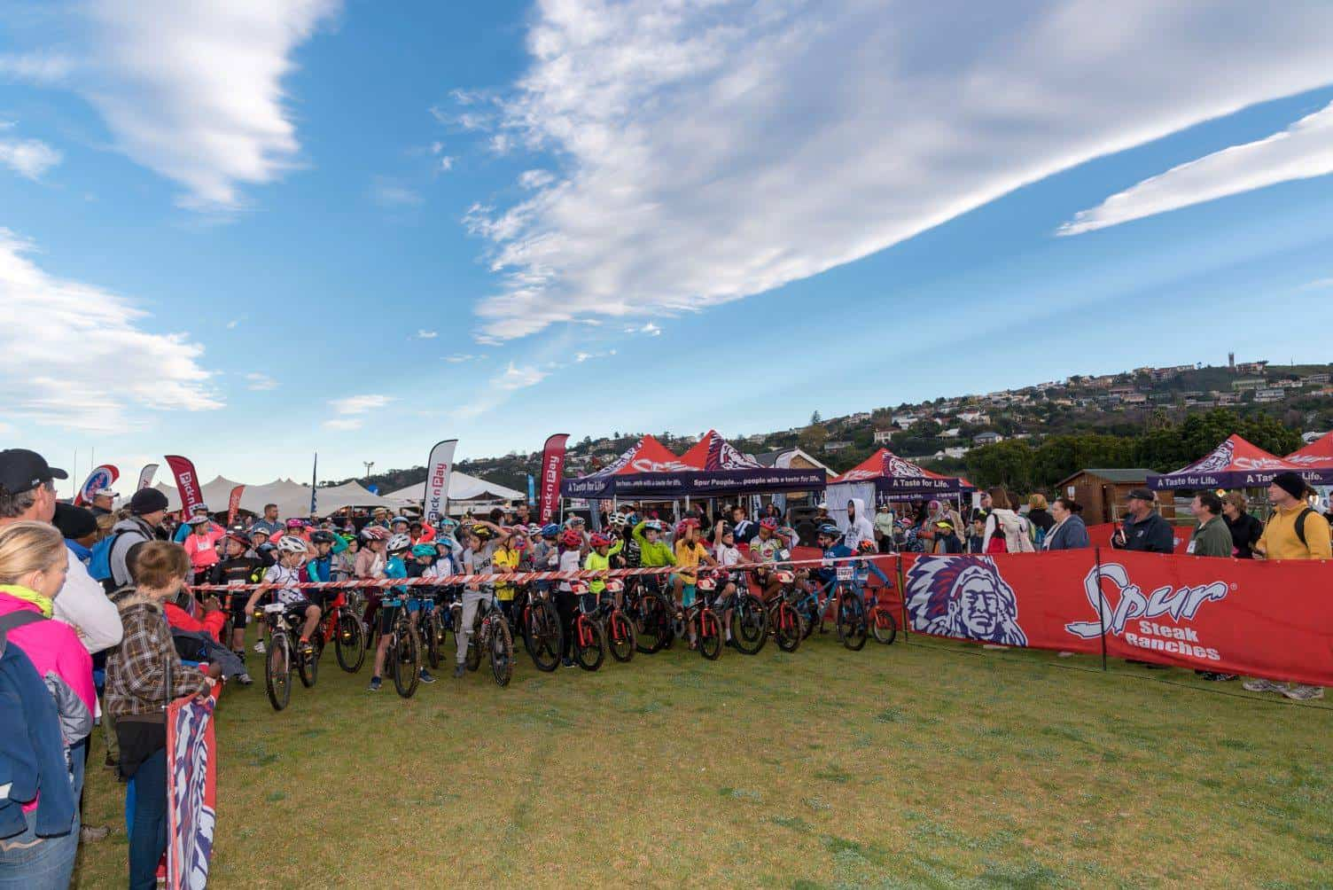 Spur Rotary Children's Cycle Tour 2018