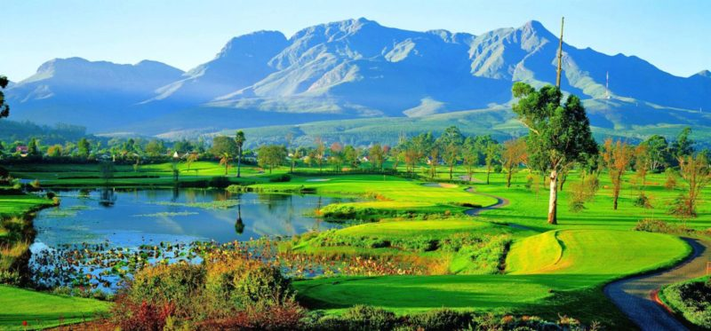 Things to do in Knysna - Fancourt Golf Course Garden Route