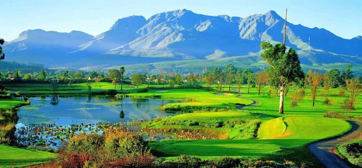 Fancourt Golf Course Garden Route
