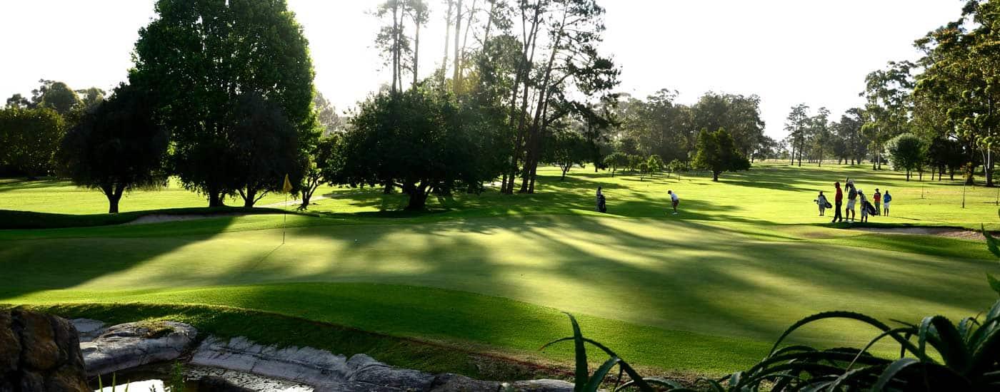 Knysna Golf Club Garden Route
