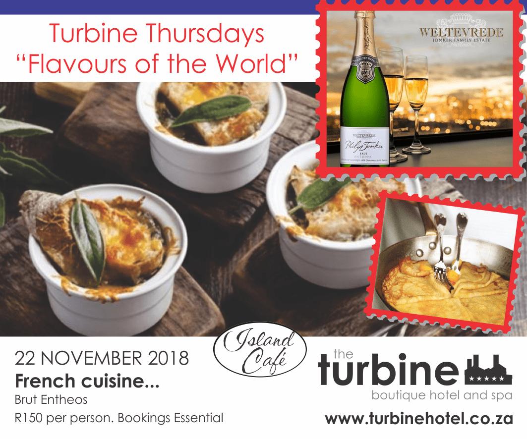 Turbine Thursdays