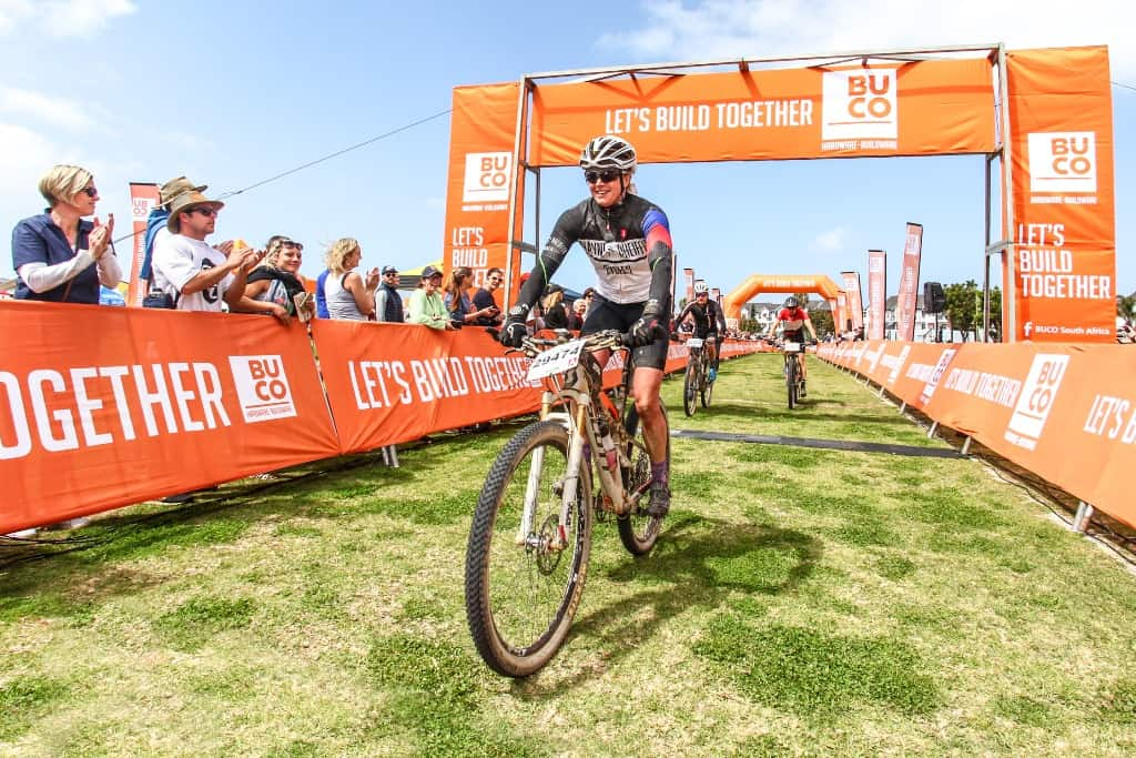 Mountain bike - Karoo to Coast challenge
